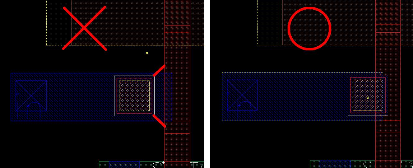 EE4321-VLSI CIRCUITS : Cadence' Virtuoso Layout Information